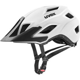 UVEX Access Casco, bianco/nero